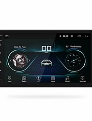 Недорогие -Chelong 7200C 7 дюймов 2 DIN Android 8.1 автомобиль MP5 плеер GPS / встроенный Bluetooth / рулевое управление для универсальной поддержки RCA MPEG / AVI / MOV MP3 / WAV / OGG JPEG / стерео радио