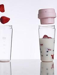 abordables -Xiaomi 17 pines 400 ml estrella fruta exprimidor botella portátil diy juicing extracter taza magnética carga exterior viajes