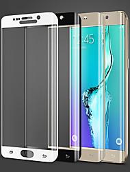 Недорогие -защитная пленка для samsung galaxy s7 edge / s7 / / s6 edge / s6 edge плюс 3d изогнутое полностью закаленное стекло 1 шт. передняя защитная пленка для экрана высокой четкости (hd) / твердость 9 ч /