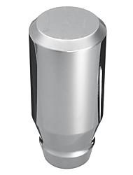 Недорогие -универсальный автомобиль авто 5-ступенчатая механическая коробка передач алюминиевая ручка переключения передач хромированная полированная