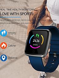 Недорогие -Sty7 умные часы ip67 водонепроницаемый фитнес-трекер монитор сердечного ритма кровяное давление женщины мужчины часы SmartWatch для Android IOS