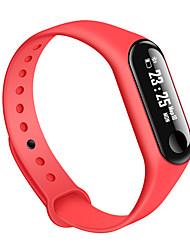 Недорогие -M3 Smart Wristband Bt Фитнес-трекер Поддержка уведомлять / ЭКГ + PDG / измерения артериального давления спортивные умные часы для Samsung / iPhone / Android телефонов