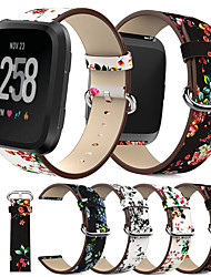 Недорогие -Пион печати для FitBit наоборот замена часов, аксессуары, браслеты