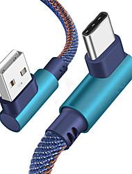 Недорогие -зарядное устройство для передачи данных типа c для Samsung s8 / s9 / note 9/8 / xiaomi mi 8 / mi 6