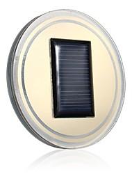 Недорогие -72 мм автомобиль из светодиодов чашки воды коврик солнечной энергии чашки коврик противоскольжения коврик украшения интерьера автомобиля