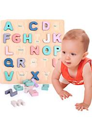 preiswerte -Holzpuzzle Handgefertigt Eltern-Kind-Interaktion Hölzern 1 pcs Kinder Elementar Alles Spielzeuge Geschenk