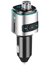 Недорогие -Muzili QC3.0 Bluetooth 4.2 FM передатчик автомобильное зарядное устройство