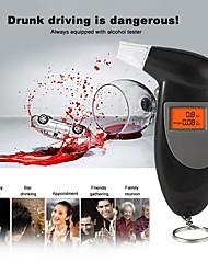 Недорогие -тестер алкоголя алкотестер с подсветкой счетчик алкоголя измеритель алкоголя измеритель концентрации алкоголя портативный цифровой брелок