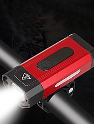 Недорогие -Светодиодная лампа Велосипедные фары Передняя фара для велосипеда XP-G2 Горные велосипеды Велоспорт Велоспорт Водонепроницаемый Супер яркий Безопасность Портативные Литий-полимерная 800 lm / IPX 6