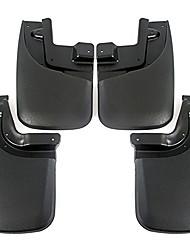 Недорогие -4 шт. / Комплект автомобильные брызговики спереди&усилитель; задний брызговик для Toyota Tacoma 2005-2015