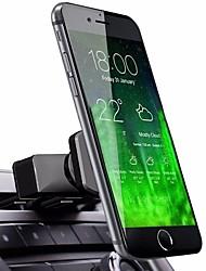 Недорогие -360 магнитный автомобильный держатель телефона слот для компакт-дисков вентиляционное отверстие держатель подставка для мобильного телефона Iphone GPS