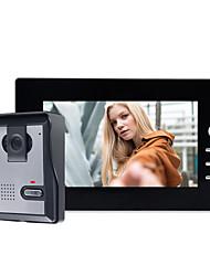 Недорогие -7 '' новый цветной HD видео домофон вилла дверной звонок