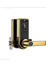 Недорогие -Крытый дверной кодовый замок офисная квартира дом интеллектуальный электронный индукционный пароль электронный замок