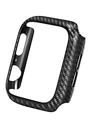 Недорогие -Яблочные часы из углеродного волокна 38/42 мм 40/44 мм Общие аксессуары для рам