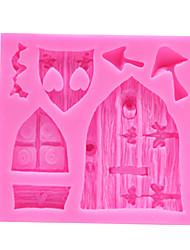 Недорогие -1шт силикагель обожаемый Творческая кухня Гаджет Своими руками Для приготовления пищи Посуда Формы для пирожных Инструменты для выпечки