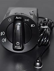 Недорогие -автоматический индукционный датчик света фар для vw golf 4 jetta mk4 polo новый бора пассат b5 jetta mk6 модификация автомобиля