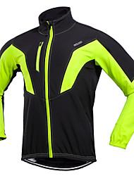 8c951df6b7092b ... uomo Giacca da ciclismo Bicicletta Giacca invernale Antivento Gli sport  Inverno Rosso / Verde / Blu Ciclismo da montagna Cicismo su strada  Abbigliamento ...