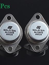 Недорогие -5 шт. Mj2955 pnp af усилитель аудио транзистор