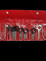 Недорогие -Автомобильный радиоприемник дверной панели удаления realese стерео головное устройство аудио клавиши навигации тире установить инструменты