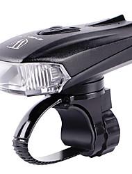 Недорогие -Светодиодная лампа Велосипедные фары Передняя фара для велосипеда Горные велосипеды Велоспорт Водонепроницаемый Безопасность Портативные Перезаряжаемая батарея USB 600 lm Встроенная литий-батарея USB
