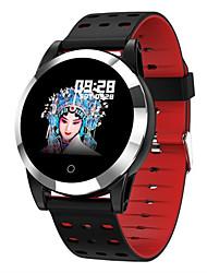 Недорогие -r19s ecg ppg ota 1.3 дюймовый HD-дисплей умный браслет обнаружения артериального давления умные часы спорт фитнес смарт-группа для Android IOS