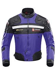 billige -duhan-d-020 motorcykel tøjjakke til mænds oxford klud / 600d polyester forår & efterår / vintervarmer / slidbestandig / beskyttelse