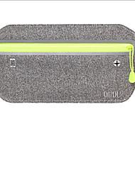 Недорогие -Поясная сумка Талия сумка / пакет для Спортивные сумки Водонепроницаемость Компактность Прочный Сумка для бега Водонепроницаемый материал Lycra® Универсальные Взрослые