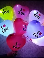 Недорогие -Воздушные шары Для вечеринок Надувной Игрушки Подарок