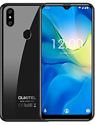 "Недорогие -OUKITEL c15 pro+ 6.1 дюймовый "" 4G смартфоны ( 3GB + 32Гб 2 mp / 8 mp MediaTek MT6761 3300 mAh mAh )"