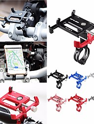 Недорогие -GUB® Крепление для телефона на велосипед Регулируется Компактность Защита от кражи для Шоссейный велосипед Горный велосипед Складной велосипед Aluminum Alloy CNC iPhone X iPhone XS iPhone XR Велоспорт