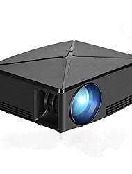 Недорогие -проектор с разрешением 720p портативный светодиодный проектор c80 для домашнего кинотеатра