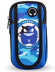 Недорогие -С ремешком на руку для Спортивные сумки Водонепроницаемость Прочный Сумка для бега Водонепроницаемый материал Универсальные Взрослые