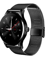 billige -k88h smartur bt fitness tracker support giver besked&pulsmåler sports smartwatch til Android / ios-system