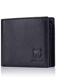 Недорогие -(bullcaptain) новые кожаные мужские повседневные деловые документы с многослойным кожаным крестиком