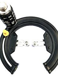 Недорогие -Пароль Компактность Мощность Блокировка безопасности Прочный Противоугонный Назначение Шоссейный велосипед Горный велосипед Велоспорт Металл Черный