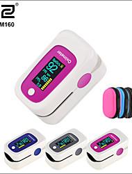 Недорогие -обещание m160 пульсоксиметр будильник функция медицинского быта кислородный монитор палец