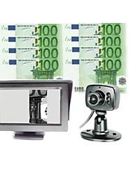 Недорогие -Горячие продажи 4.3 детекторы денег детектор евро детекторы денег gw8002