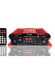 Недорогие -g-6s автомобильная акустика автомобильная аудиосистема 5.1 универсальный интеллектуальный цифровой усилитель мощности g6s встроенный усилитель bluetooth bluetooth / usb / sd / fm