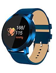 Недорогие -Imosi q8 умные часы oled цветной экран smartwatch женщины мода фитнес-трекер артериальное давление монитор сердечного ритма