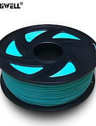 Недорогие -myriwell pla 1.75 мм нить 1 кг случайный цвет выбран 3d напечатаны pcl 1.75 мм 3d ручка пластиковая 3d-принтер pcl нить 3d ручки abs экологическая безопасность