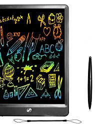 Недорогие -жк-планшет красочный экран электронная доска для письма каракули колодки чертежная доска 10 дюймов подарки для детей