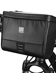 Недорогие -Бардачок на руль 6.2 дюймовый Сенсорный экран Компактность Со светоотражающими полосками Велоспорт для iPhone 8/7/6S/6 iPhone 8 Plus / 7 Plus / 6S Plus / 6 Plus iPhone X Черный / 600D полиэстер