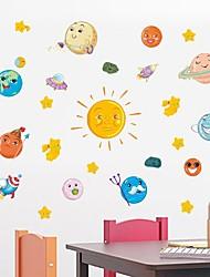 Недорогие -Декоративные наклейки на стены - Простые наклейки Натюрморт Детская