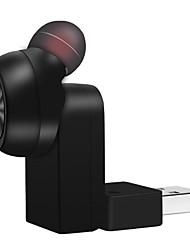 Недорогие -мини невидимые беспроводные наушники Bluetooth глубокий бас звук спортивные музыкальные наушники с микрофоном для телефона