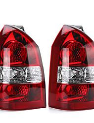Недорогие -задний левый / правый задний фонарь в сборе Крышка стоп-сигнала для Hyundai Tucson SUV JM 20042010 - правый