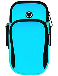 Недорогие -С ремешком на руку для Спортивные сумки Водонепроницаемость Компактность Прочный Сумка для бега Водонепроницаемый материал Универсальные Взрослые