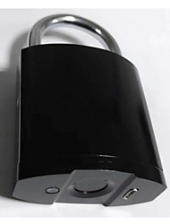 Недорогие -fpl-01 отпечатков пальцев навесной замок 40 отпечатков пальцев водонепроницаемый дизайн для багажных дверных шкафчиков шасси велосипедного компьютера и т. д.