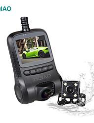 Недорогие -Ziqiao RS400 4K Ultra HD Автомобильный видеорегистратор видеорегистратор с дисплеем novatek 96658 Wi-Fi ночного видения видеорегистратор видеорегистратор