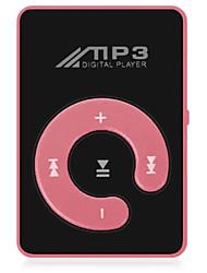 Недорогие -Портативный мини-клип usb mp3-плеер музыка медиа поддержка micro sd tf карта мода hifi mp3 для спорта на открытом воздухе