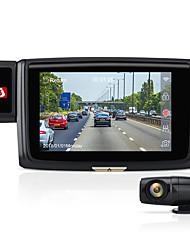 Недорогие -Junsun S660 фронт 1080p тыл1080p 60fps автомобильный видеорегистратор камеры Adas Wi-Fi GPS HD ночного видения видеорегистратор видео регистратор рекордер